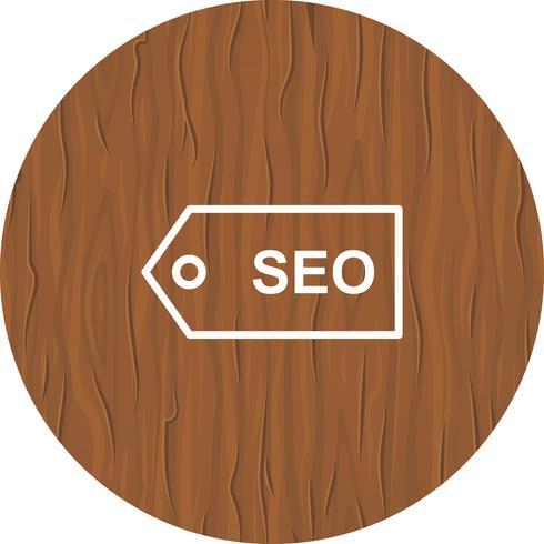 SEO Tag Icon Design