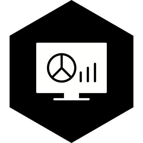 Disegno dell'icona di grafici