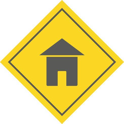 diseño de icono de casa