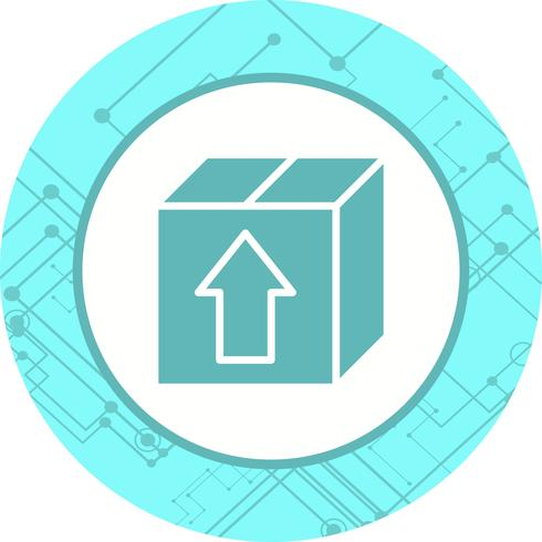 Package Icon Design vector