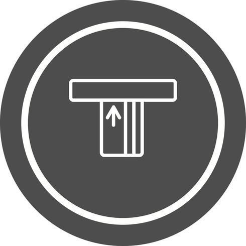 conception d'icône atm