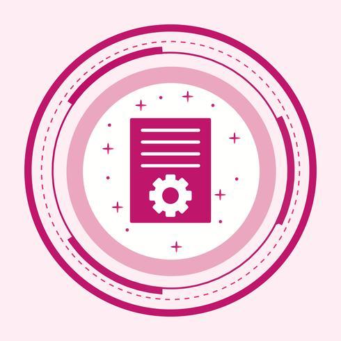 Artículo Marketing Icon Design