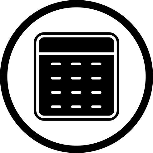 Calculator Icon Design