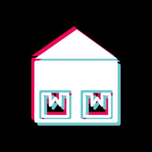 Unidad de almacenamiento de icono de diseño