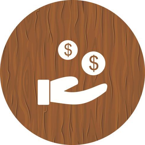 Diseño del icono del comprador