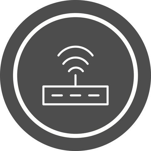 Router Icon Design