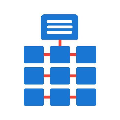 Conception d'icônes de réseau