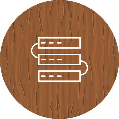 Design de ícone de servidores