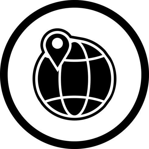 conception d'icône de globe