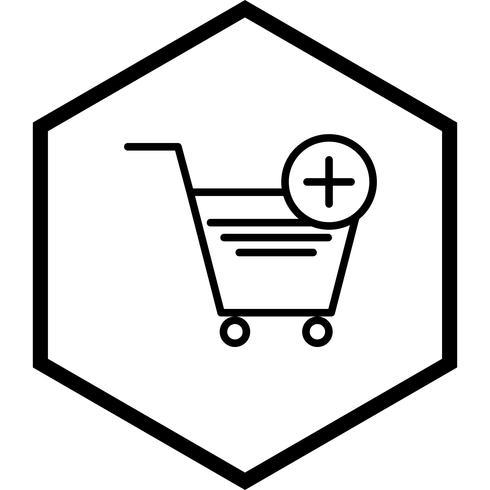 Zum Warenkorb hinzufügen Icon Design