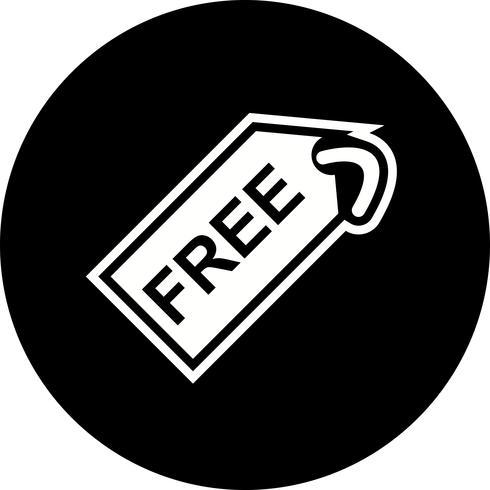 Free Tag Icon Design