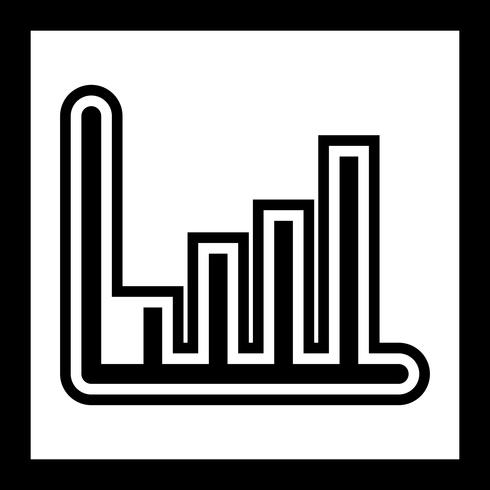 Diseño de iconos de estadísticas