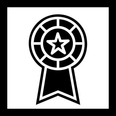 Ícone do design de fita