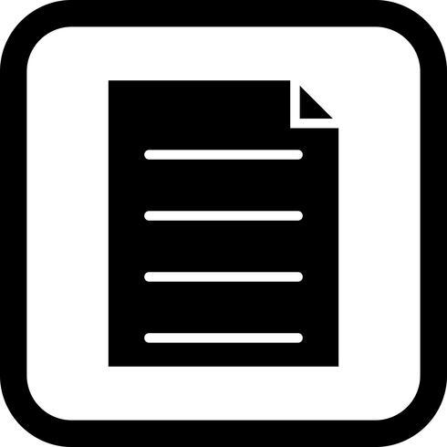 Conception d'icône de rapport