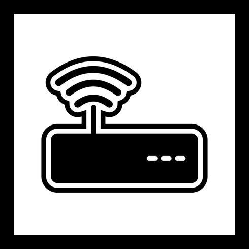 WiFi-pictogramontwerp