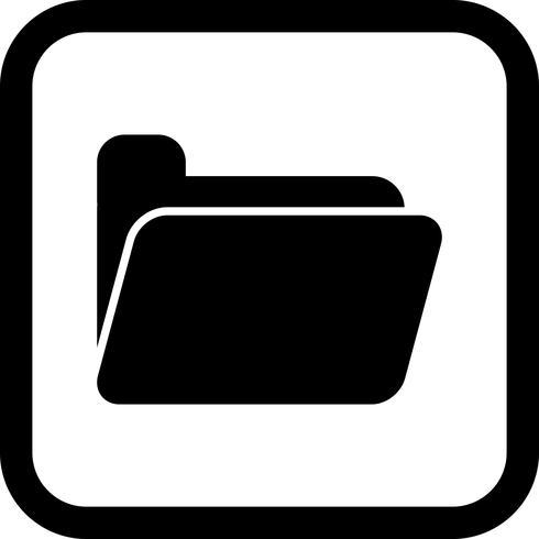 Conception d'icône de dossier