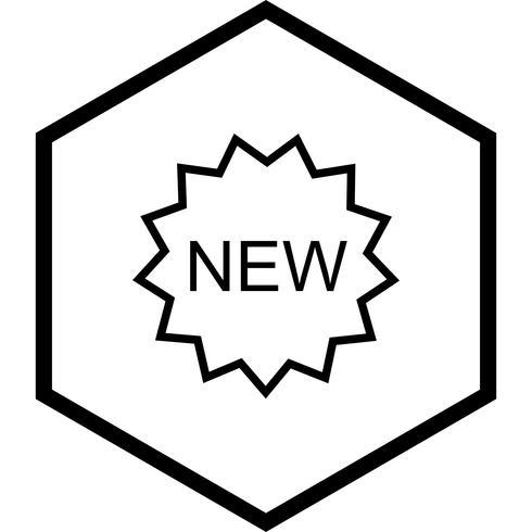 Nuovo design di icone
