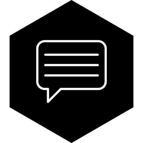 Schreibendes Icon Design