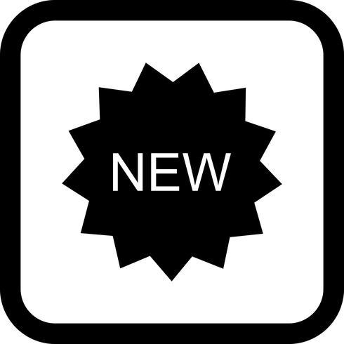 Novo design de ícone
