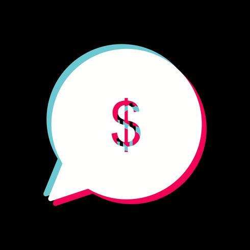 Send Money Icon Design vector