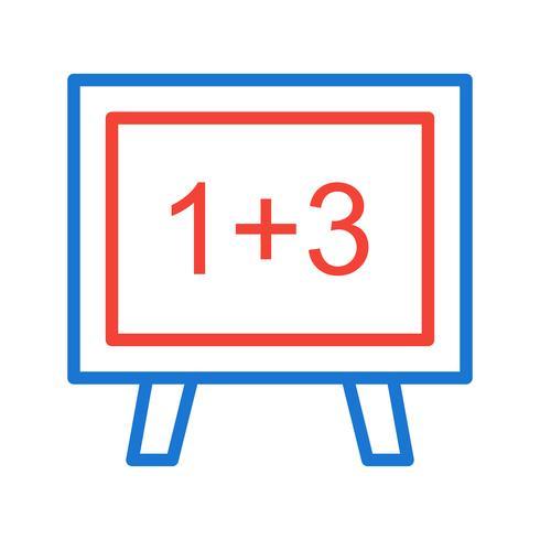 Conception d'icônes de mathématiques