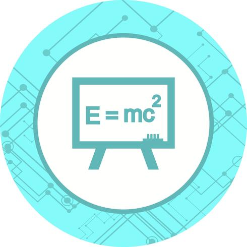 Design de ícone de fórmula
