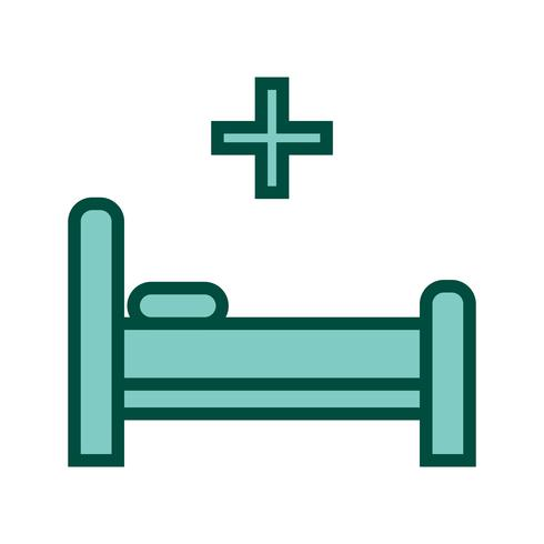 Bed Icon Design