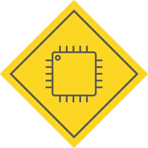 Processorsymboolontwerp
