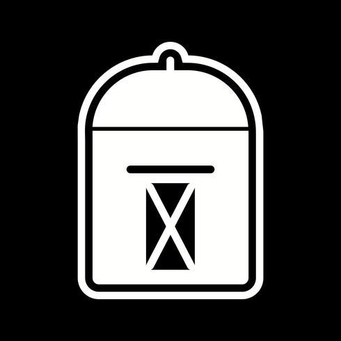Diseño de icono de buzón