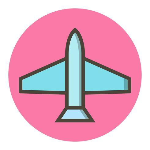 fighter jet ikon design