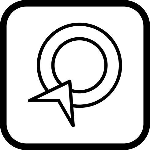 betala per klick ikon design