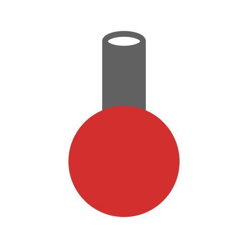 Flask Icon Design vector