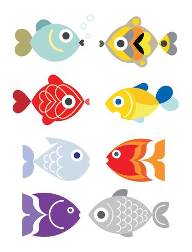 Exotiska fiskar