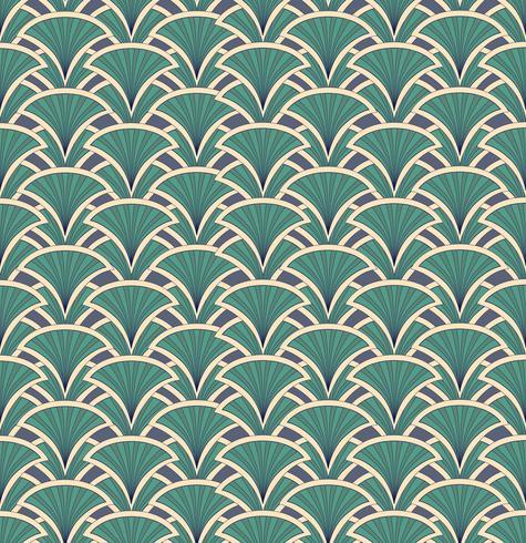 Abstracte geometrische siertextuur. Naadloos patroon. Bloemenbliksierornament. vector
