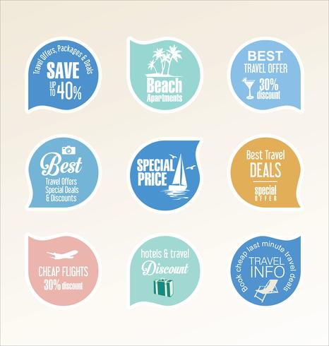 reis badges vector