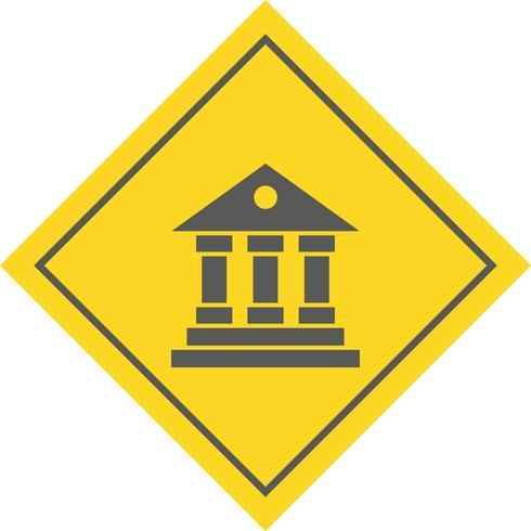 Onderwijs Instituut Icon Design vector