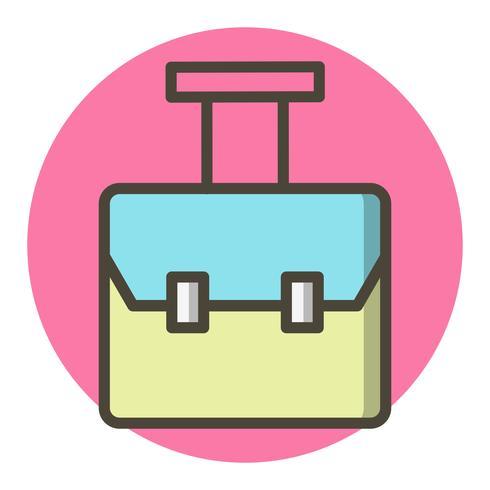 Diseño de icono de bolsa vector