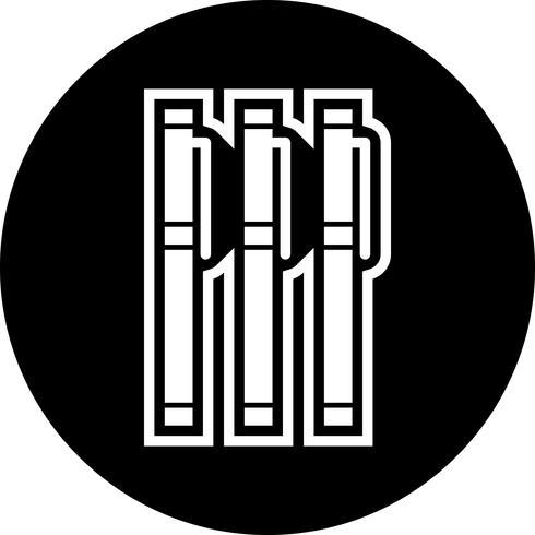 markör ikon design