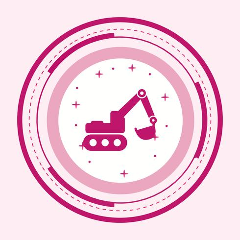 Graafmachine Icon Design
