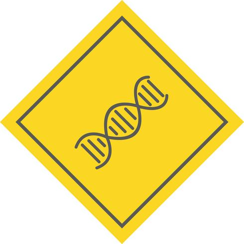 Diseño de icono de ADN