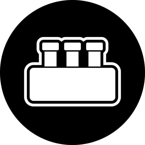 Chemistry Set Icon Design