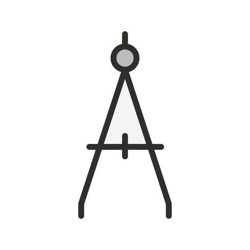 conception d'icône boussole