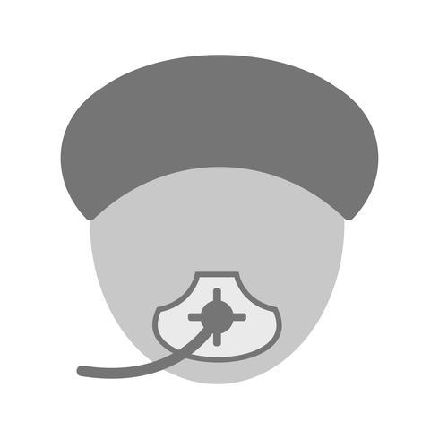 Design de ícone de anestesia vetor