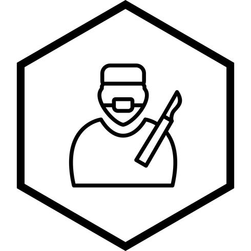 Operación Icon Design vector