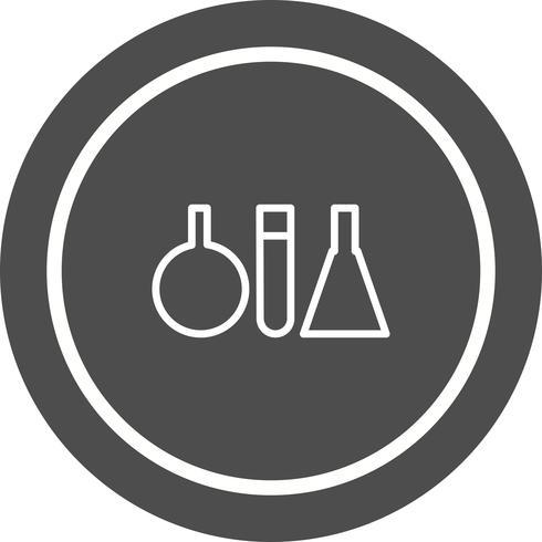 Tubes à essai Icon Design