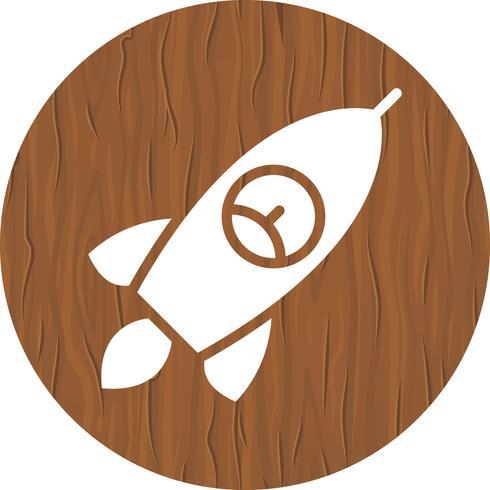 raket pictogram ontwerp vector