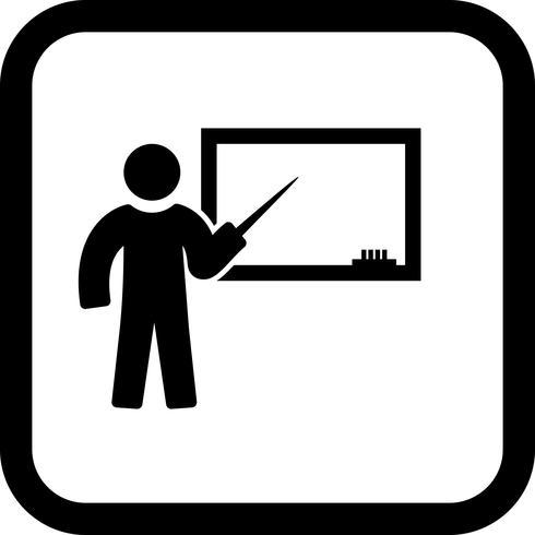 Undervisning Ikon Design
