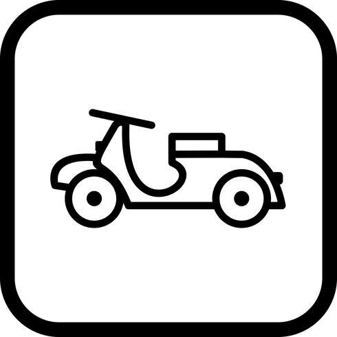 vespa ikon design vektor