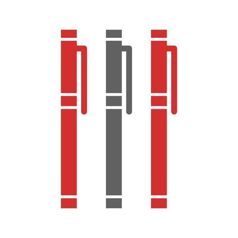 Markers Icon Design