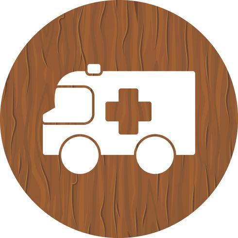 Krankenwagen-Icon-Design
